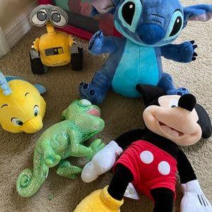 Disney Plush Bundle